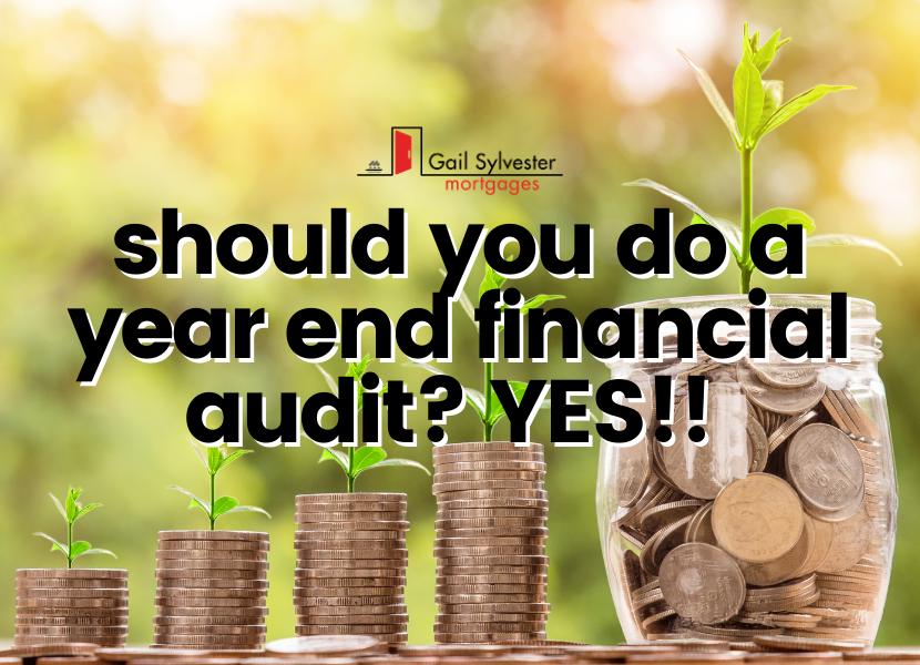 Should You Do A Year End Financial Audit? YES!!