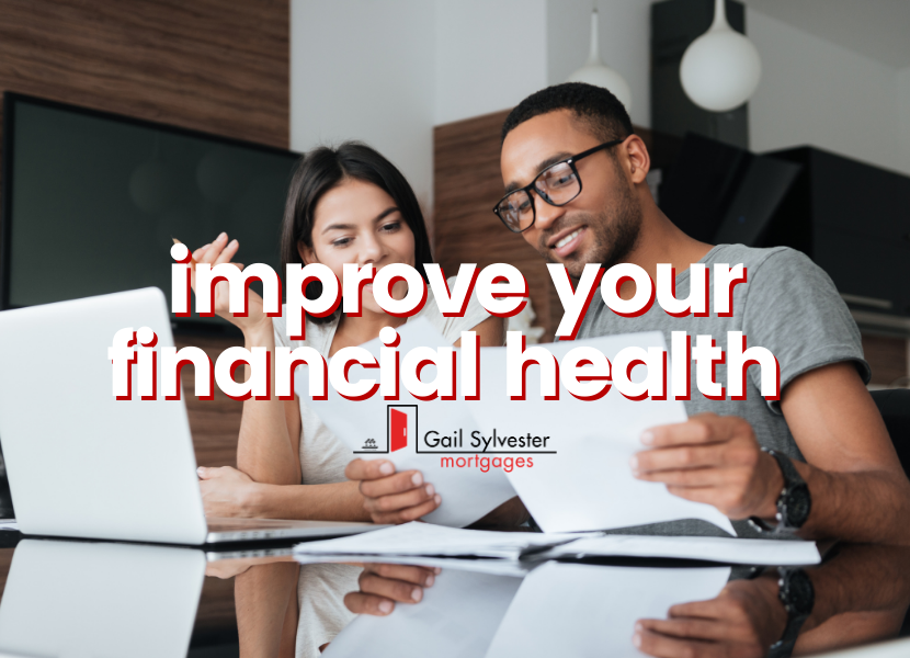 3 Positive Actions to Improve Your Financial Health