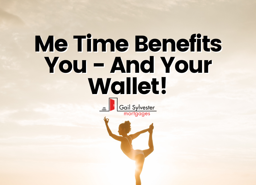 Me Time Benefits You – and Your Wallet!