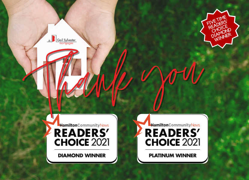 Thank You for TWO Readers' Choice Awards !!
