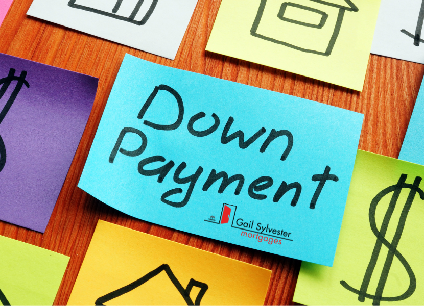 Let's talk about Down Payments