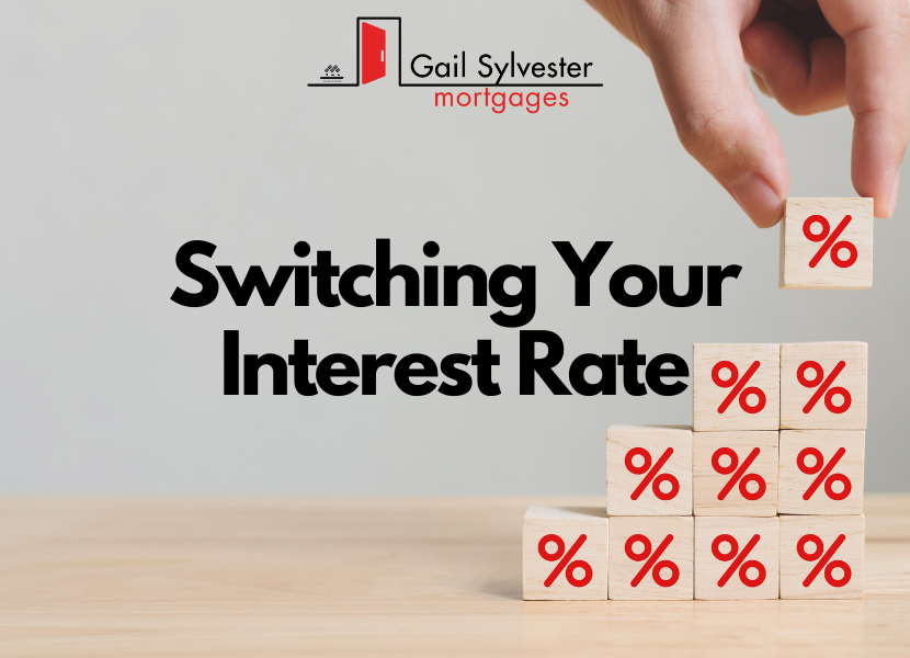 Switching Your Interest Rate