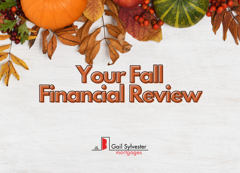 Your Fall Financial Review
